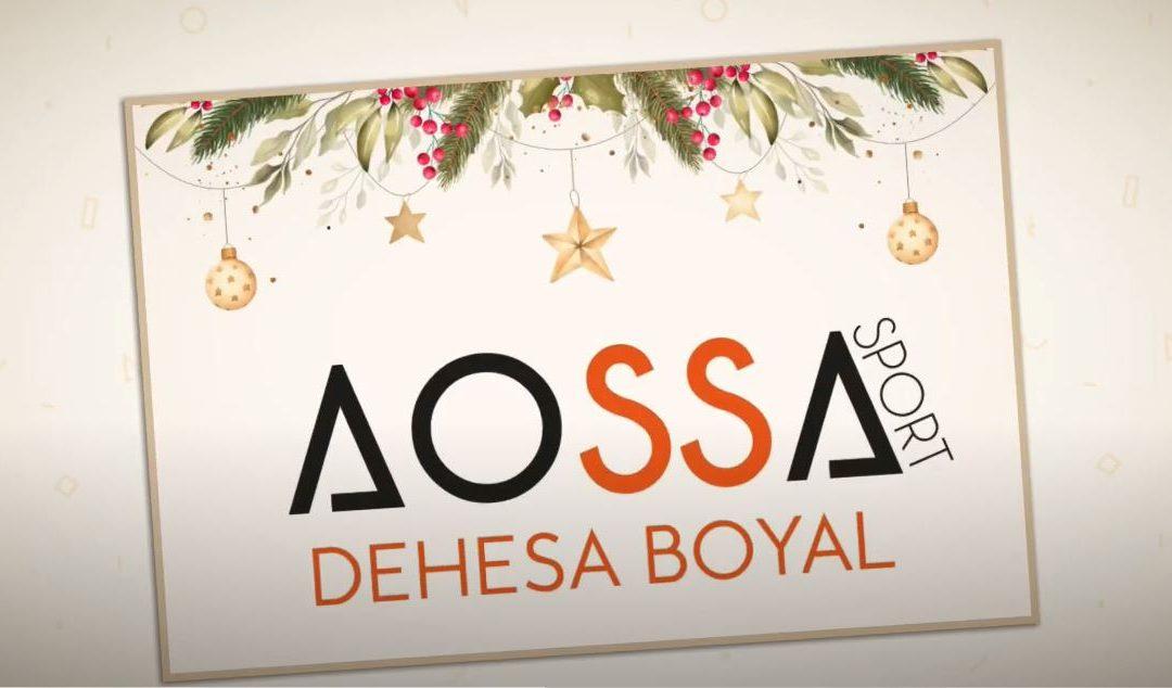 La Navidad ha llegado a Dehesa Boyal Aossa Sport