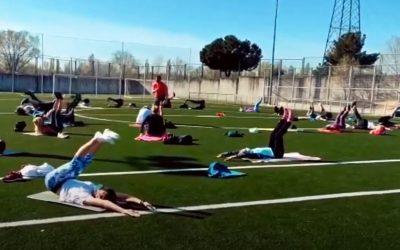 Actividades al Aire Libre en Dehesa Boyal Aossa Sport